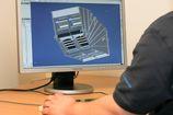 3d-konstruktion i Inventor 2008